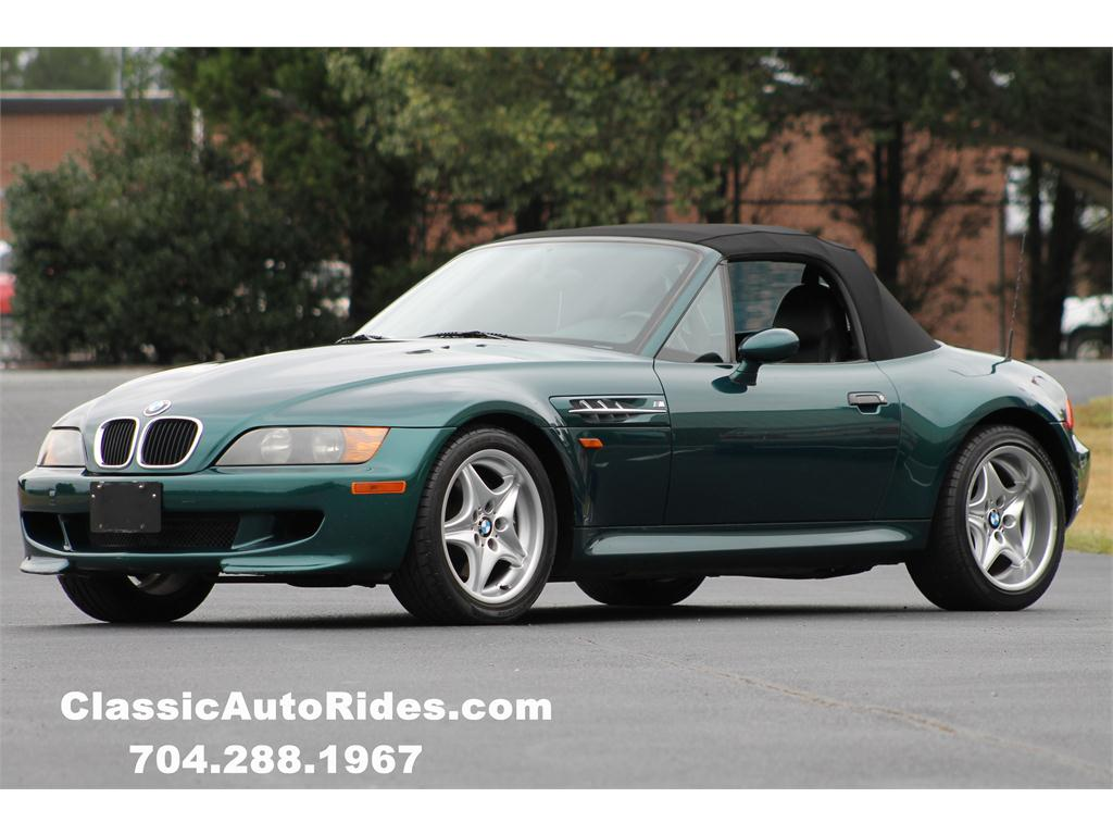 bmw z3 coupe 1998 pictures #13