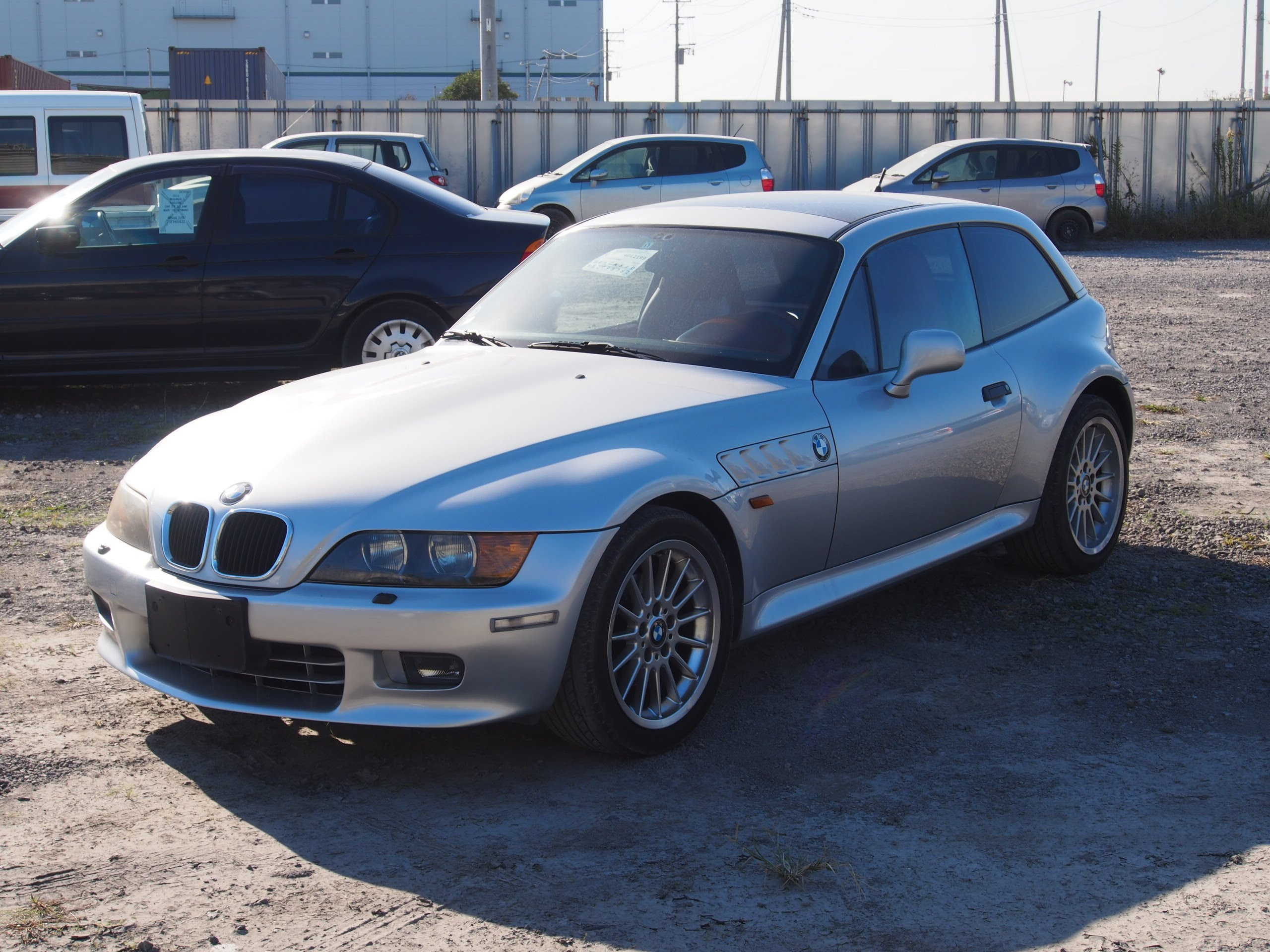 1999 Bmw Z3 Coupe Pictures Information And Specs Auto