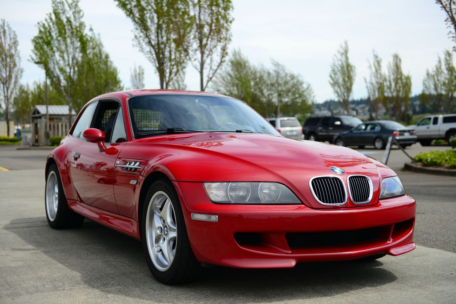 bmw z3 coupe 2000 images #12
