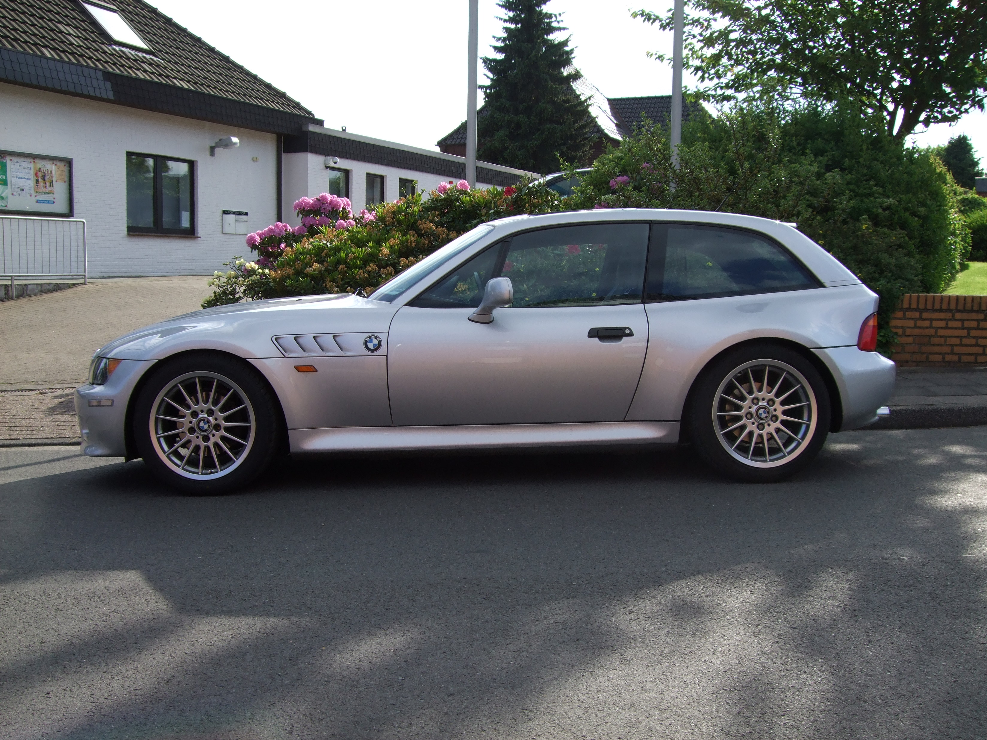 1998 Bmw Z3 m coupe - pictures, information and specs ...