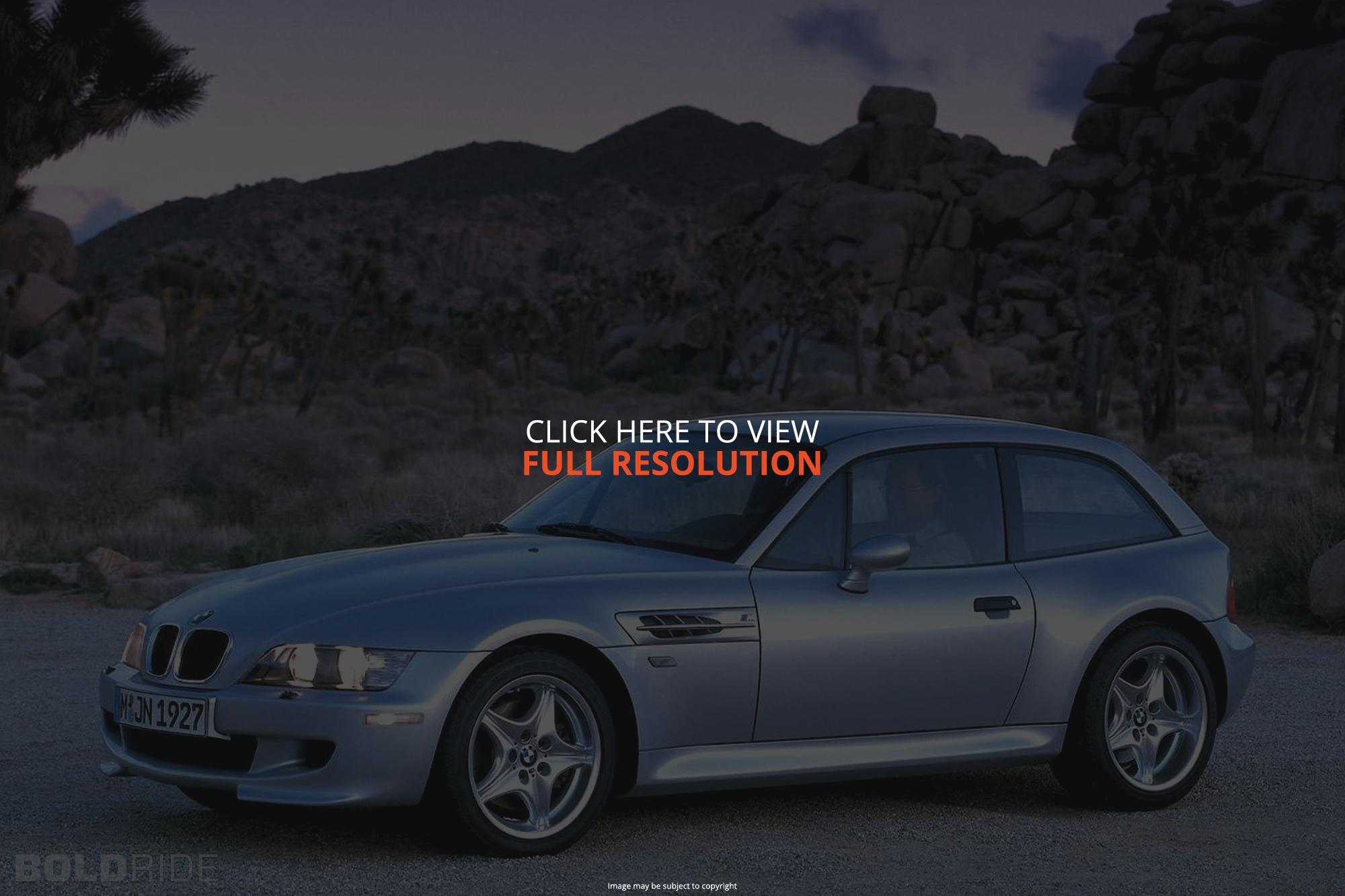 bmw z3 m coupe 2000 images #1