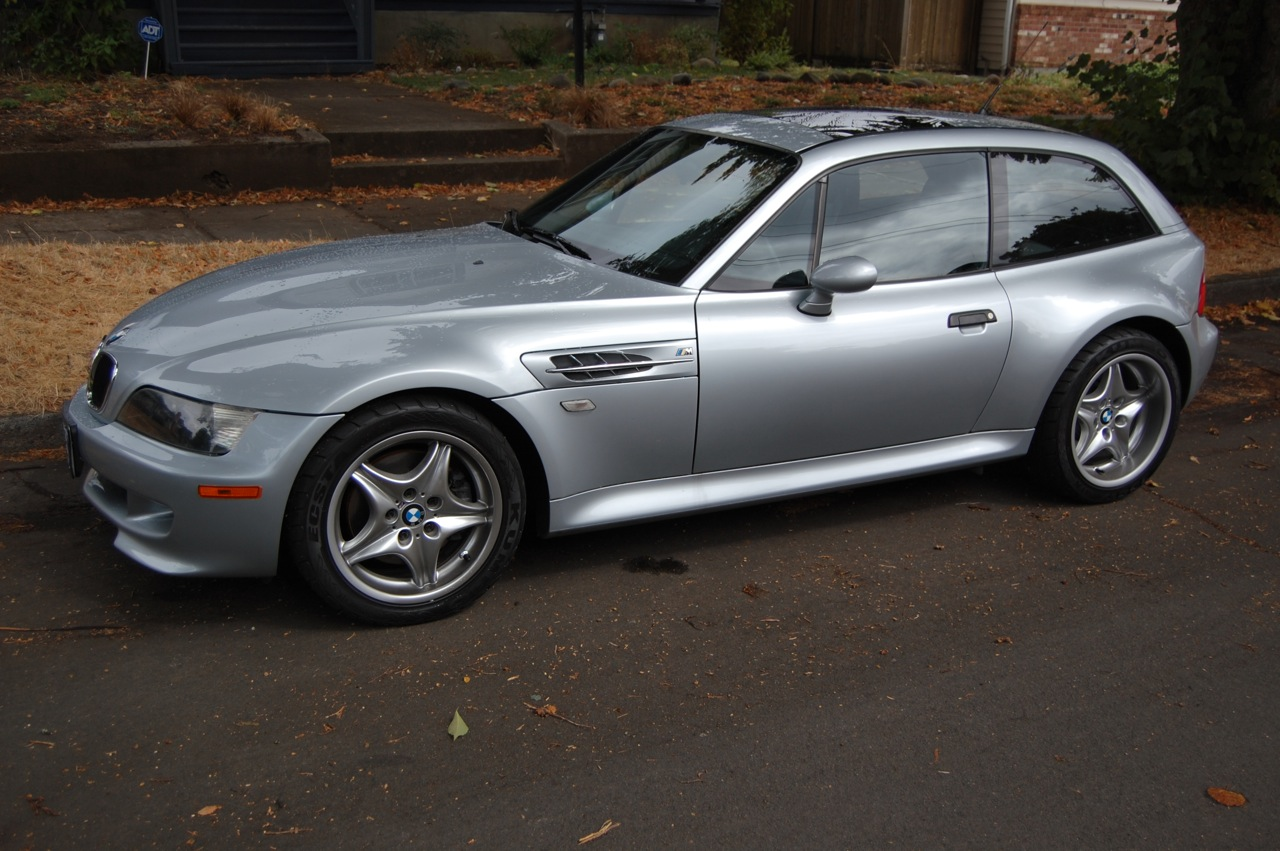2000 Bmw Z3 M Coupe Pictures Information And Specs Auto Database Com