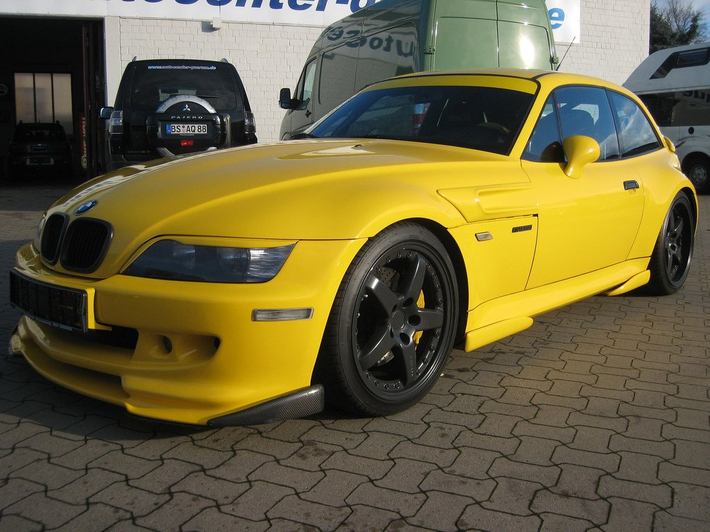 bmw z3 m coupe 2001 images
