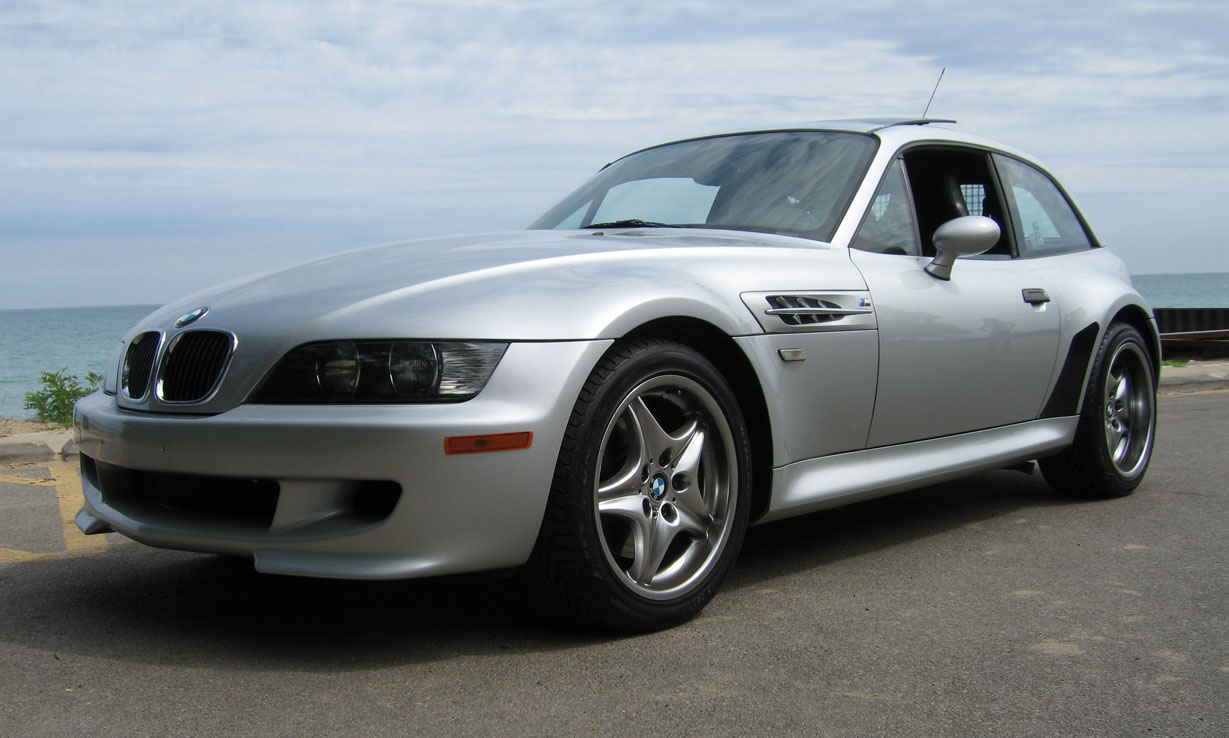 2001 Bmw Z3 M Coupe Pictures Information And Specs