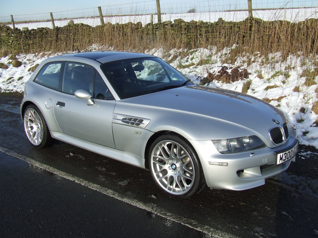 bmw z3 m coupe 2001 pictures