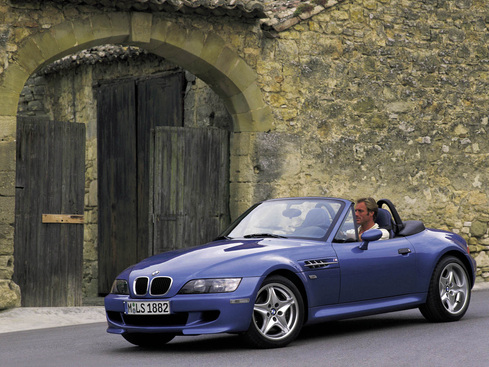 bmw z3 m roadster 1997 images #3