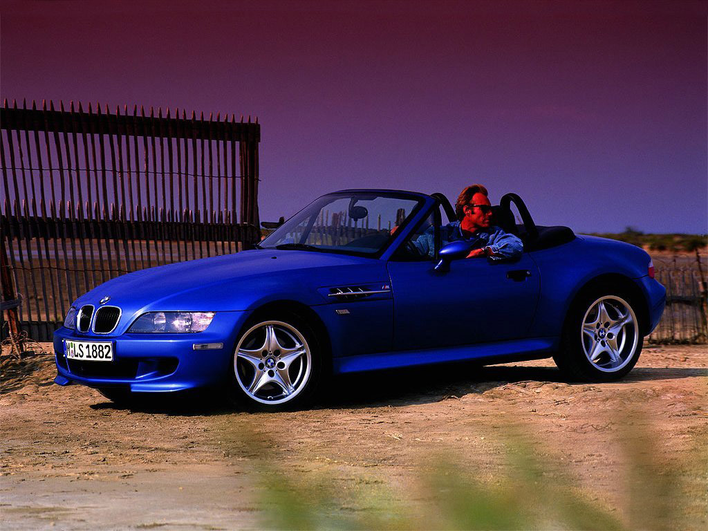 bmw z3 m roadster 1997 pictures #14