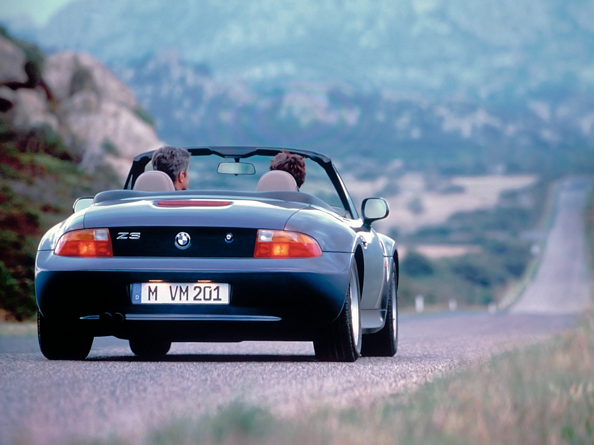 bmw z3 roadster 1995 images