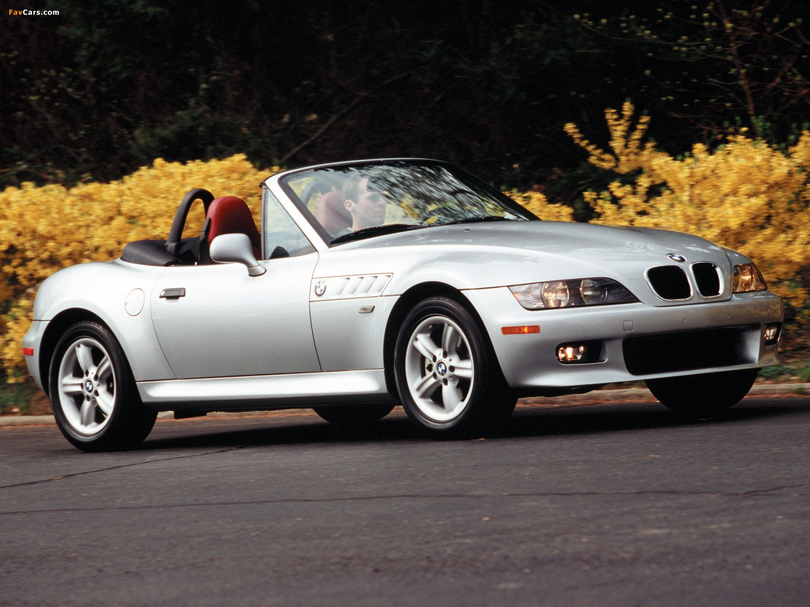 bmw z3 roadster 1995 models