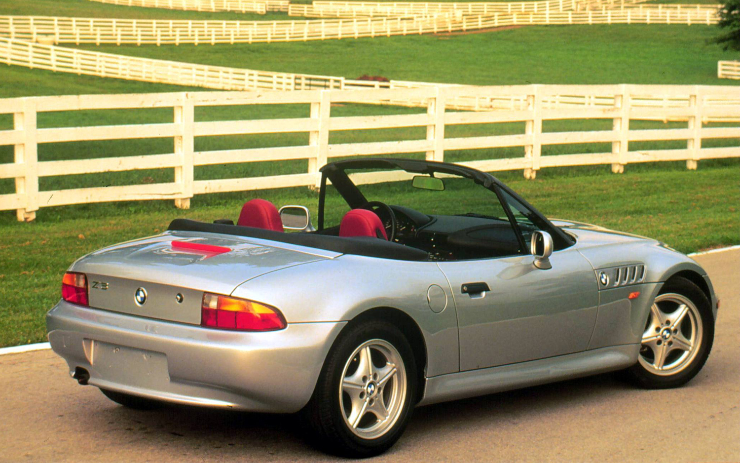 bmw z3 roadster 1995 wallpaper