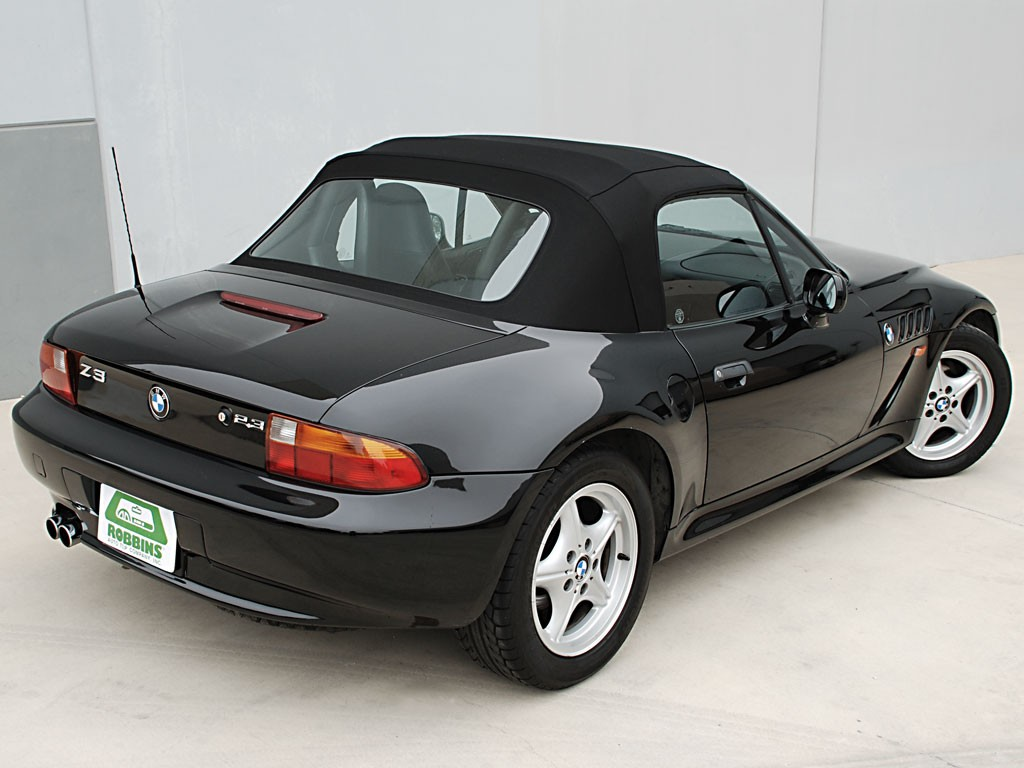 1996 Bmw Z3 Roadster Pictures Information And Specs