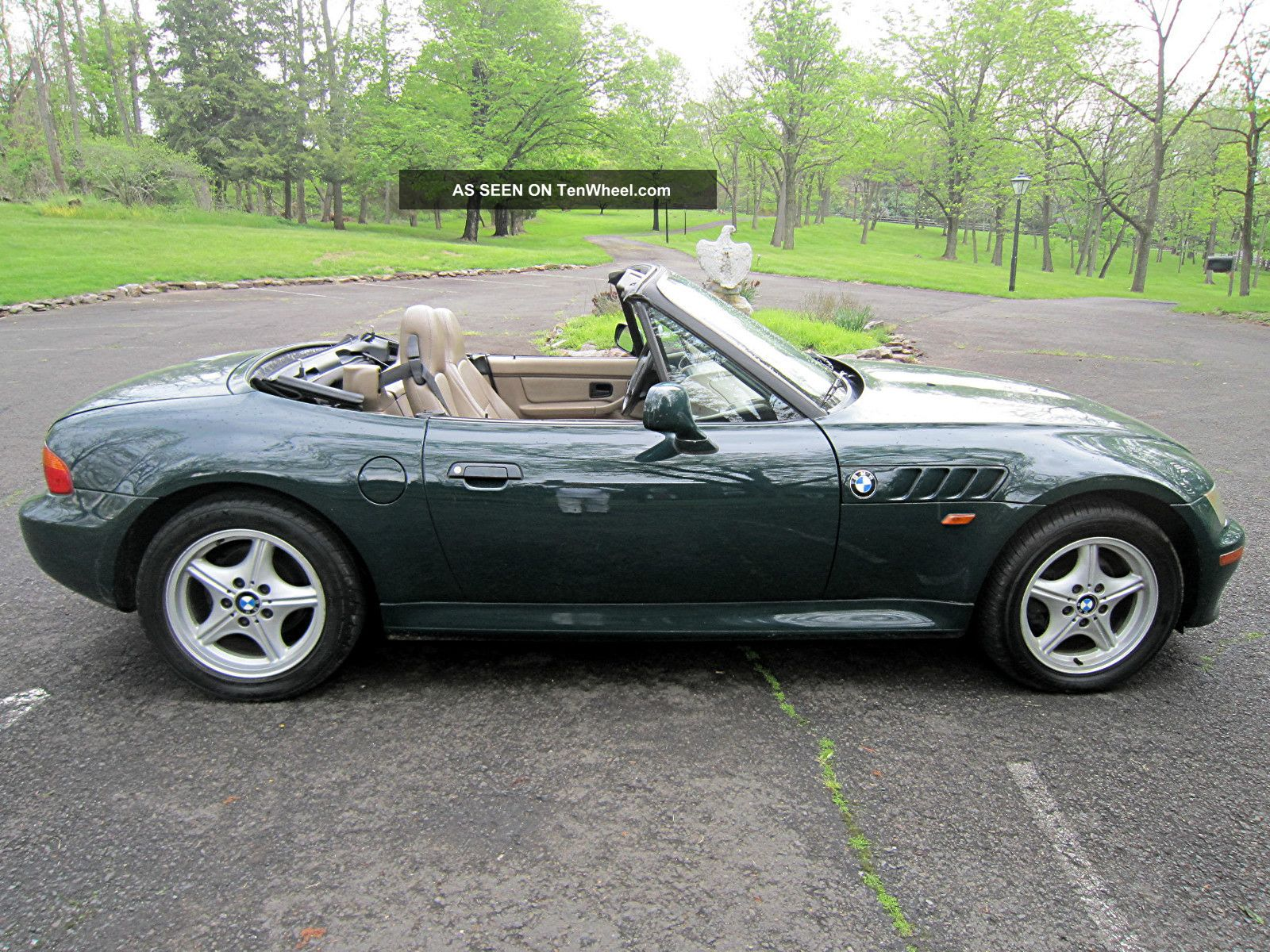 bmw z3 roadster 1997 images #3