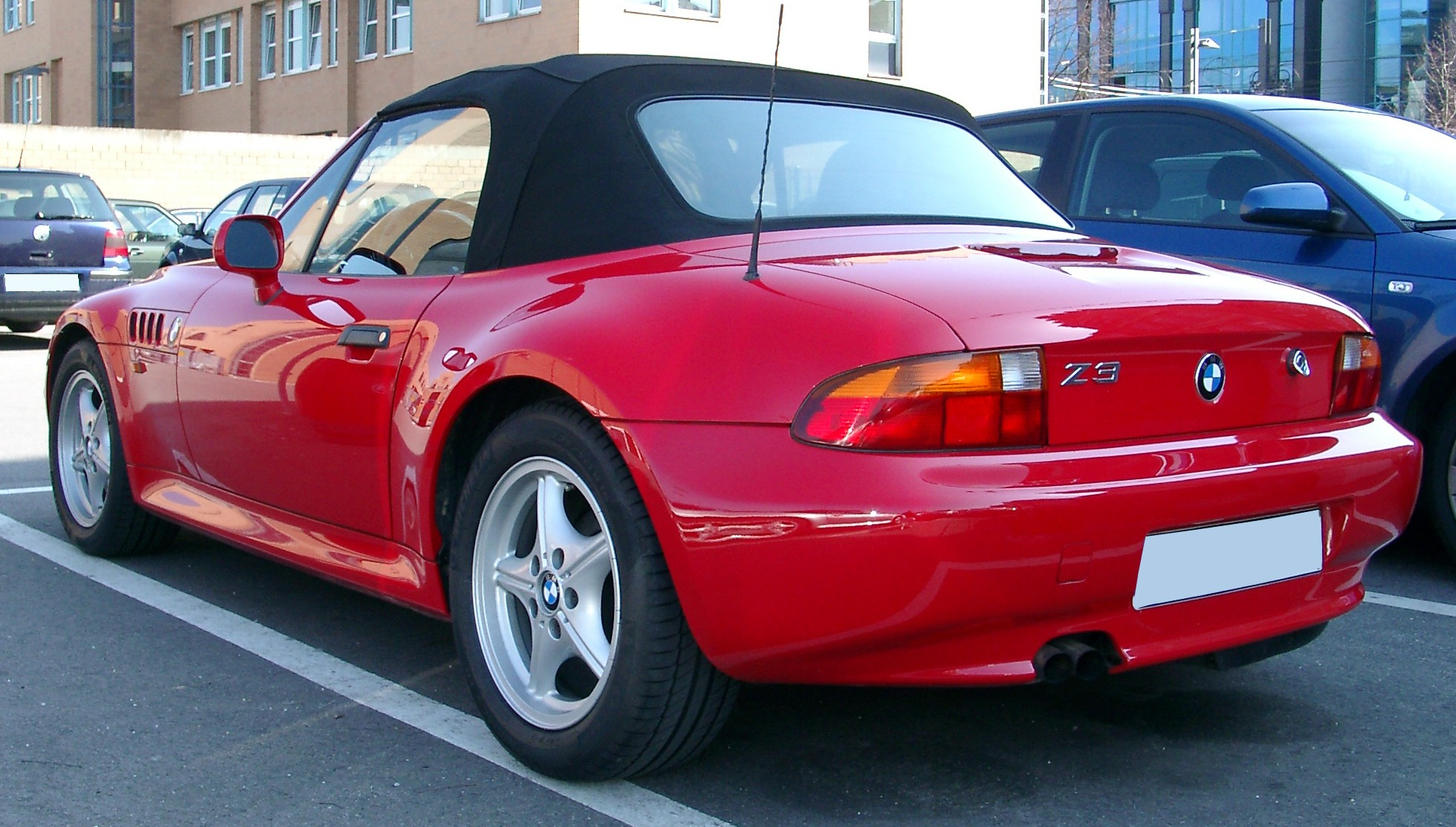 bmw z3 roadster 1997 pictures #6