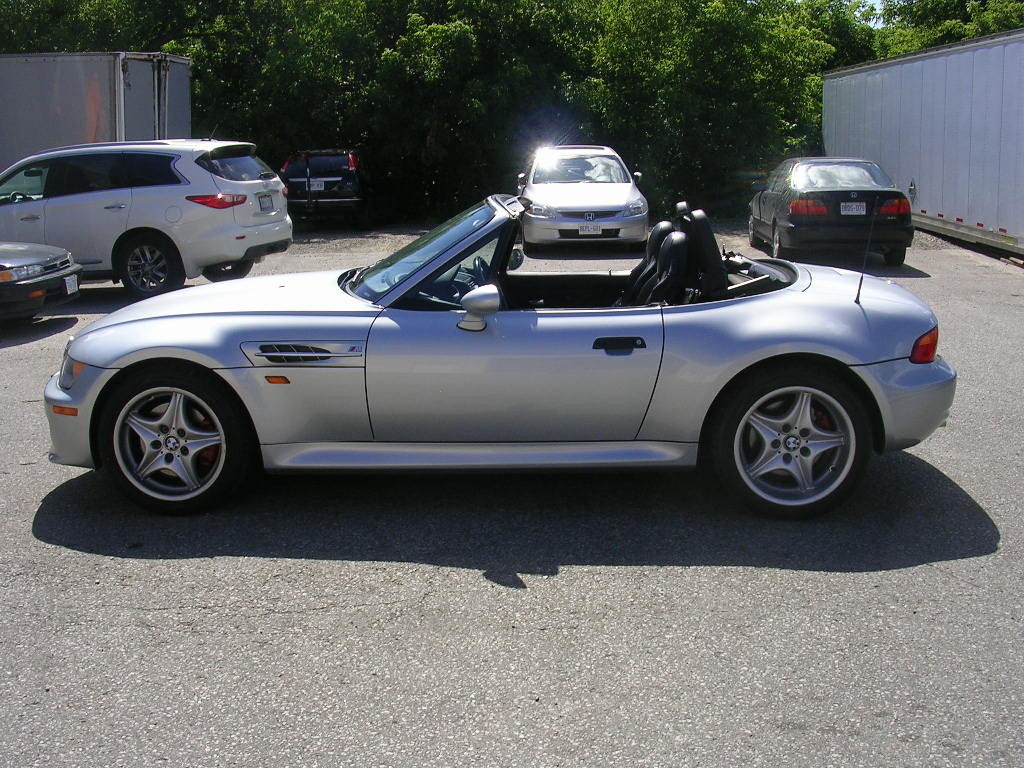 bmw z3 roadster 1998 images #4