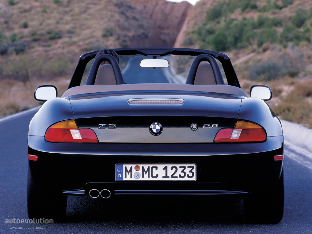 bmw z3 roadster 1998 images #12