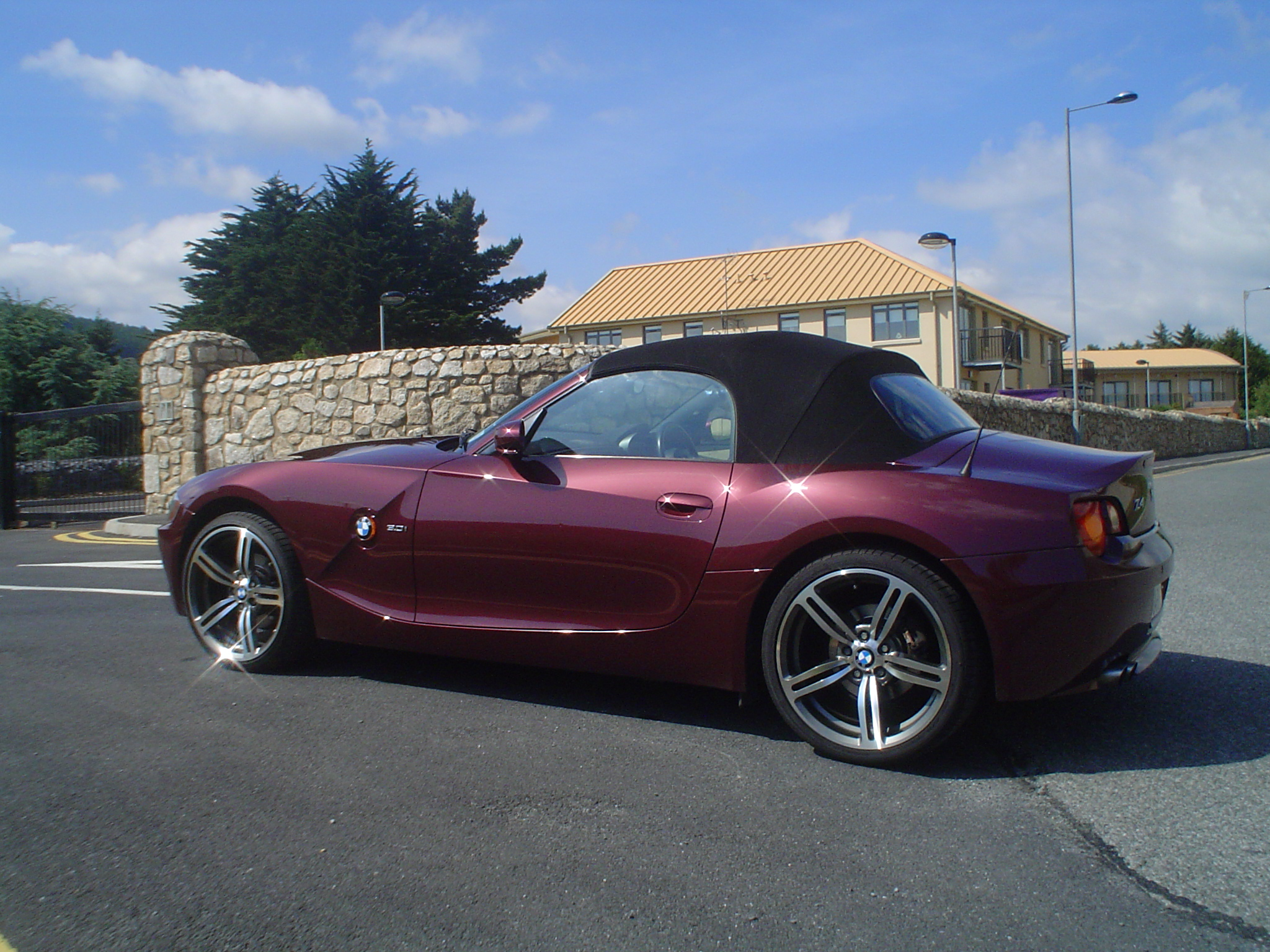 2002 Bmw Z4 E85 Pictures Information And Specs Auto