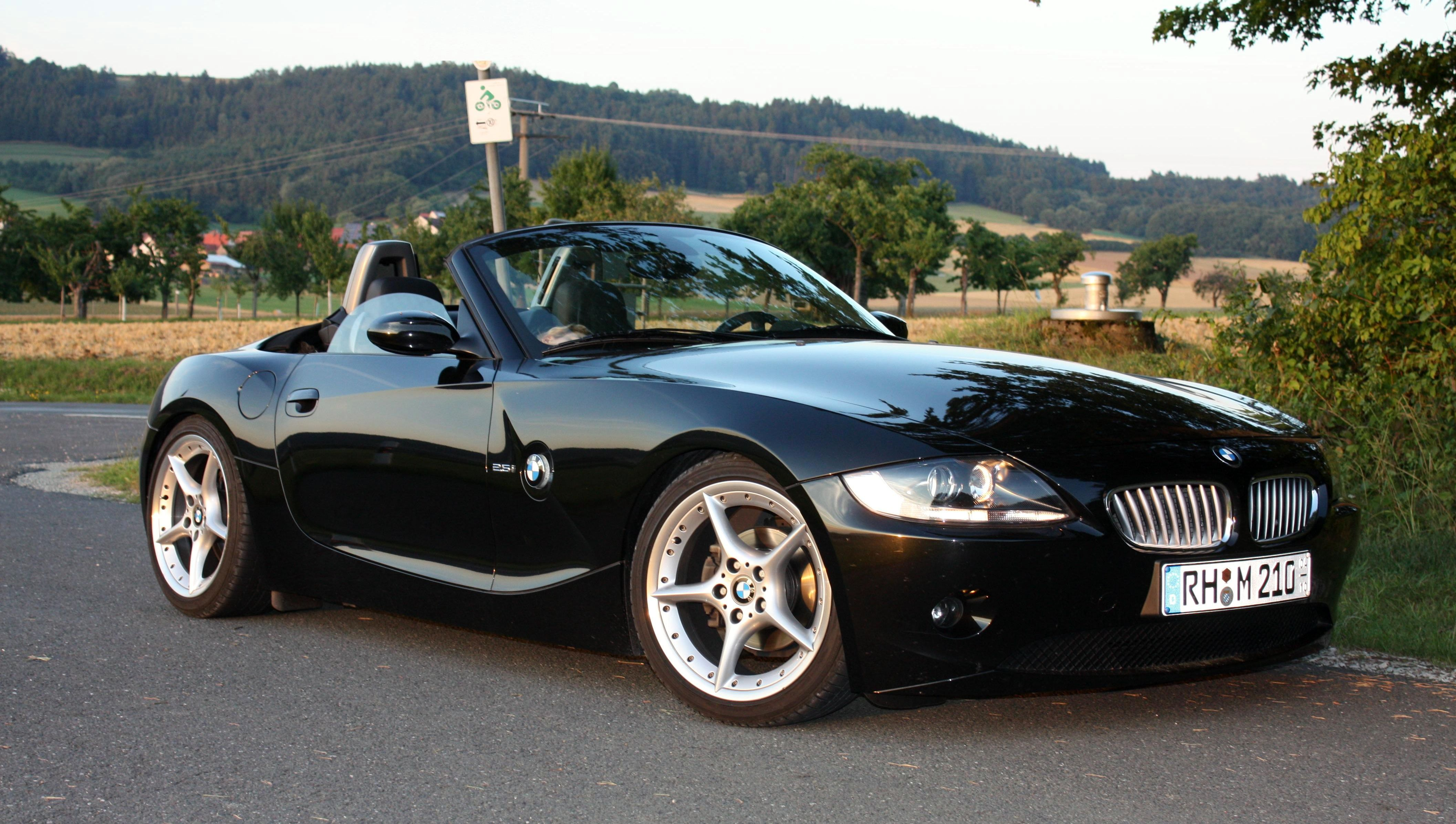 bmw z4 (e85) 2002 pictures #8