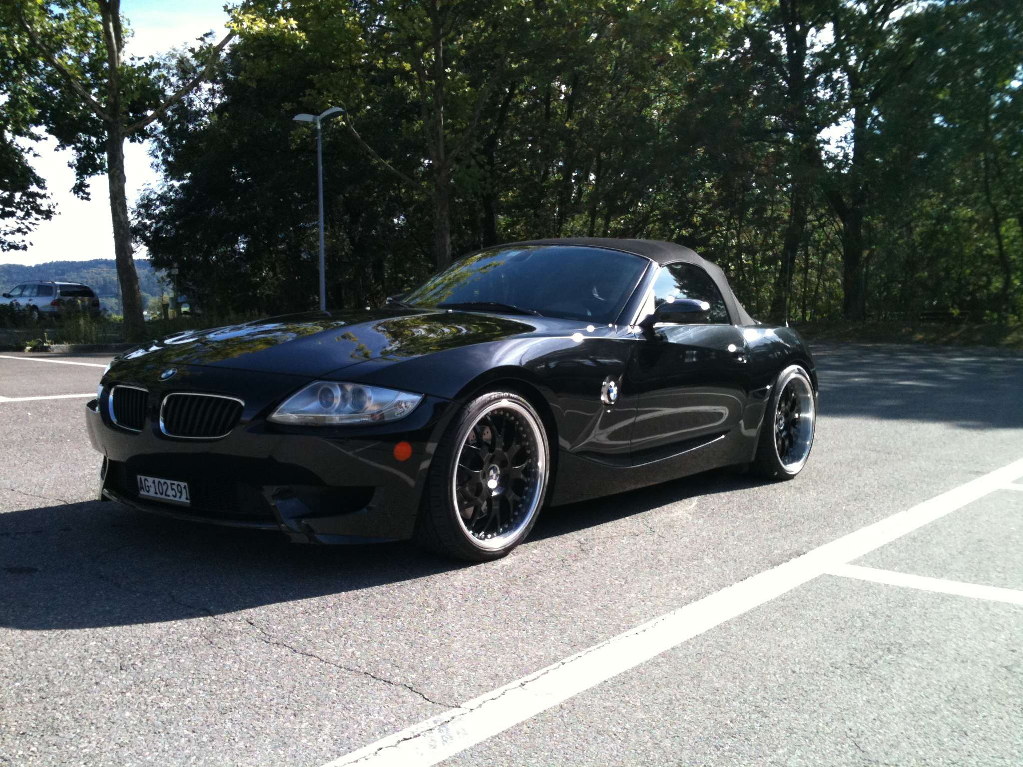 2003 Bmw Z4 E85 Pictures Information And Specs Auto