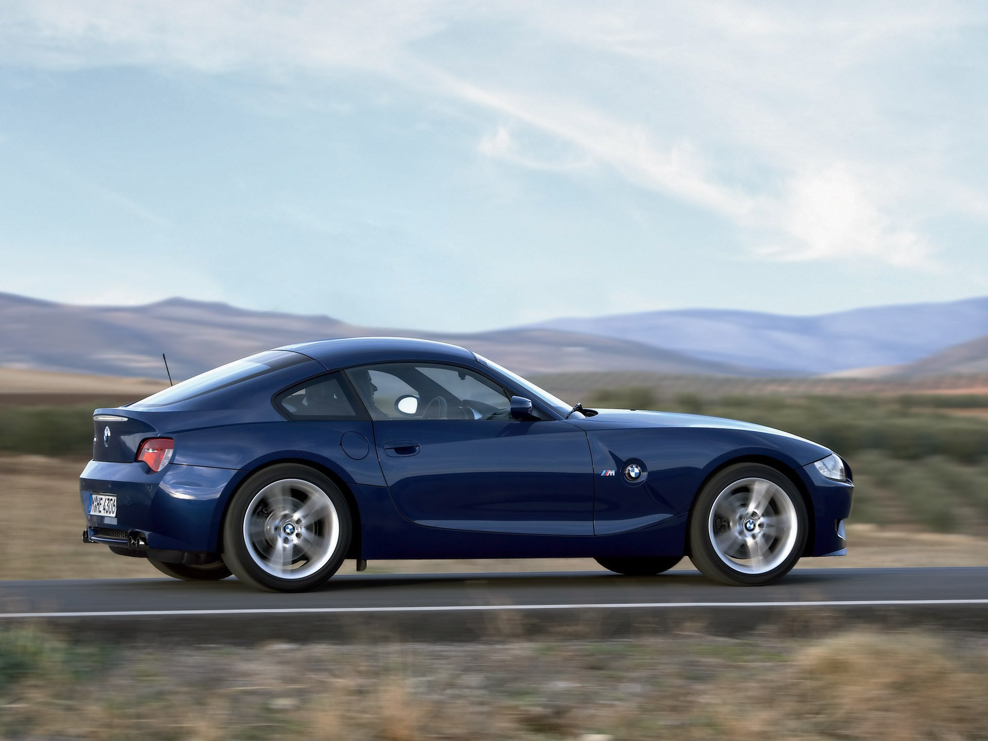 2006 Bmw Z4 m coupe – pictures, information and specs - Auto ...