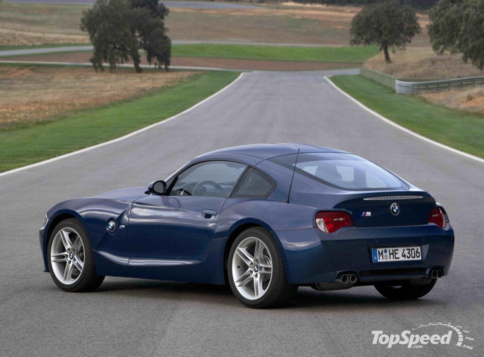 2007 Bmw Z4 M Coupe Pictures Information And Specs Auto Database Com