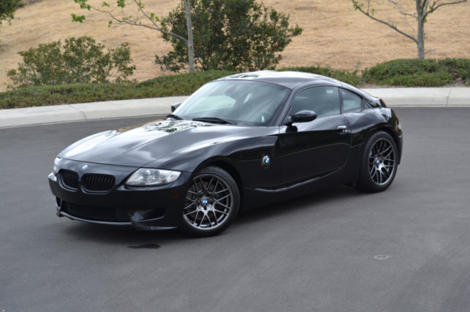 2007 Bmw Z4 M Coupe Pictures Information And Specs