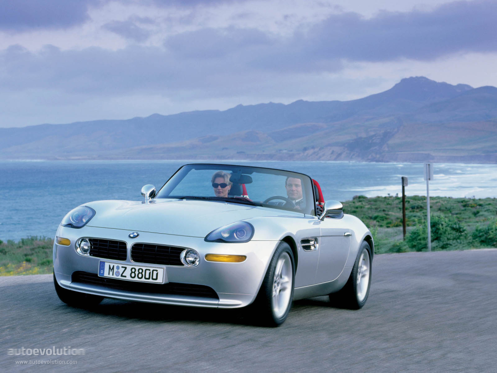 2000 Bmw Z8 E52 Pictures Information And Specs Auto