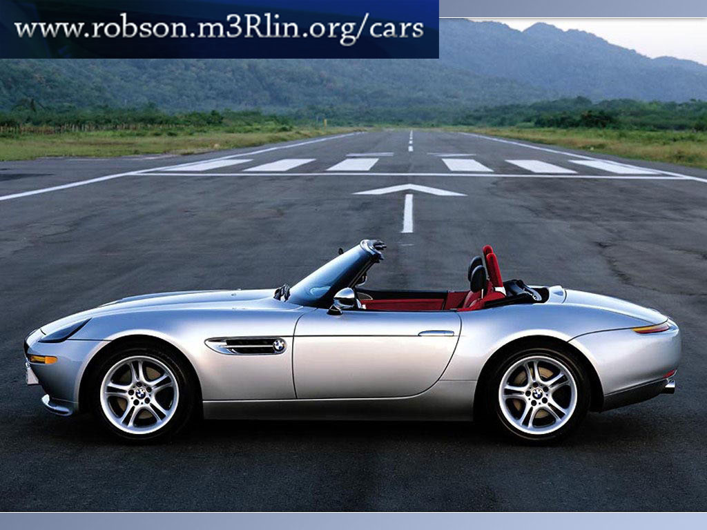 bmw z8 (e52) 2001 pictures #8