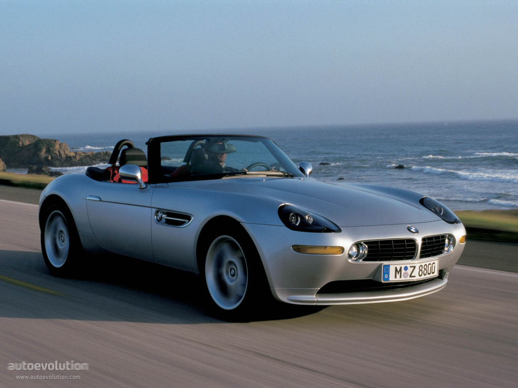 bmw z8 (e52) 2002 pictures #2