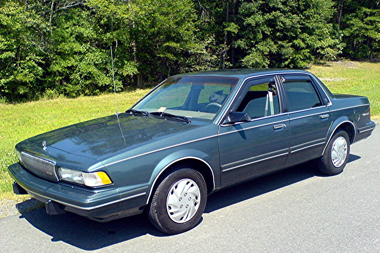 1995 Buick Century – pictures, information and specs ...