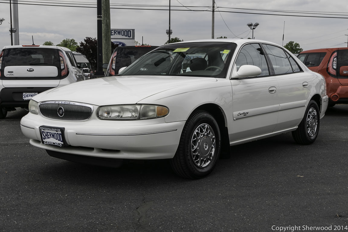 2001 buick century w pictures information and specs. Black Bedroom Furniture Sets. Home Design Ideas