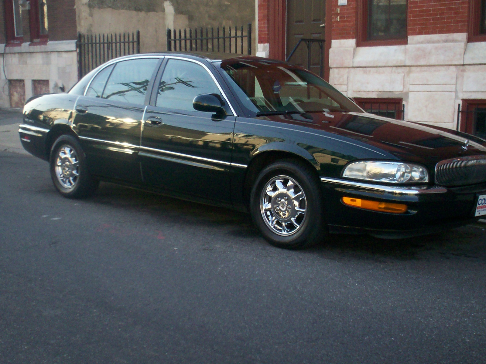 2002 Buick Century W Pictures Information And Specs Auto Custom Wiring Schematic Models 8