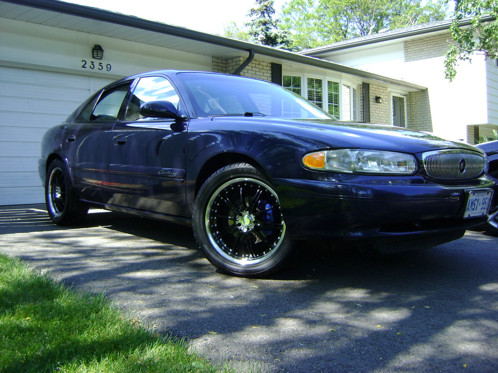 2002 Buick Century W Pictures Information And Specs Auto