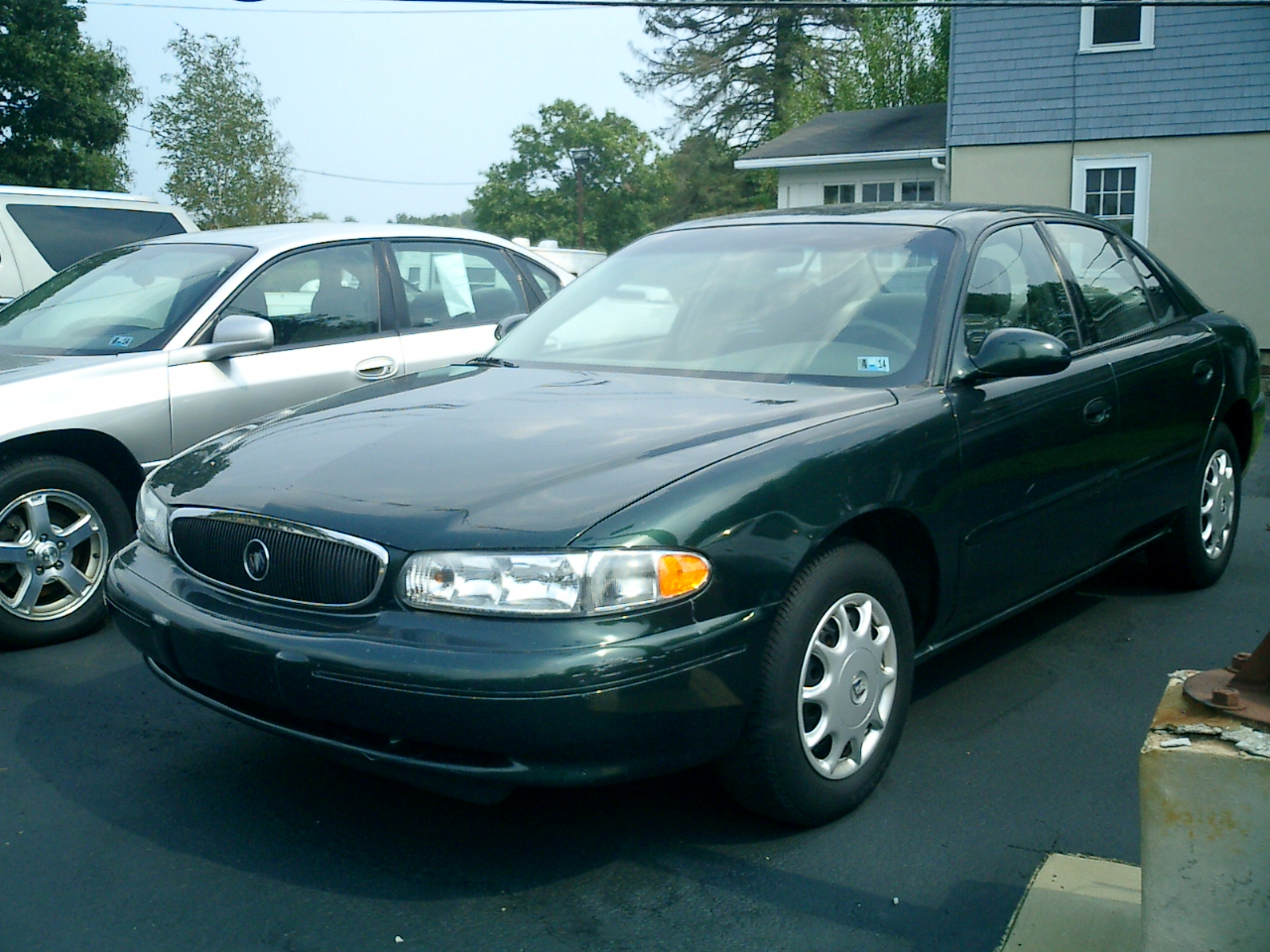 2003 Buick Century W Pictures Information And Specs Auto Database Com