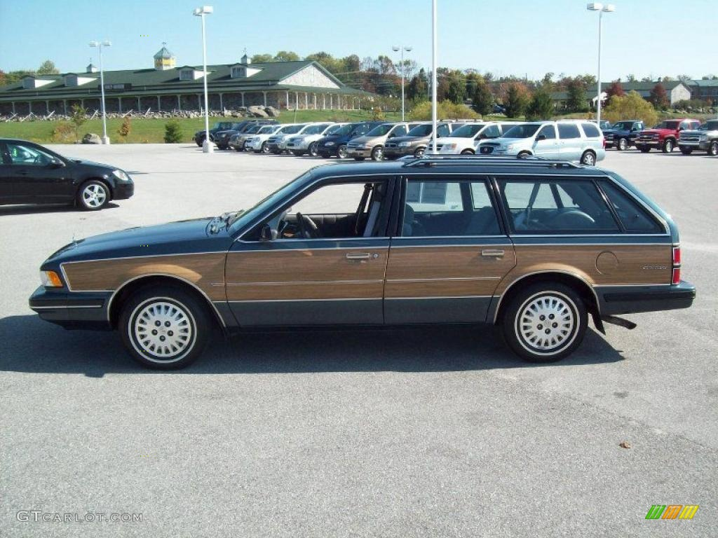 buick century wagon 1995 pictures #3