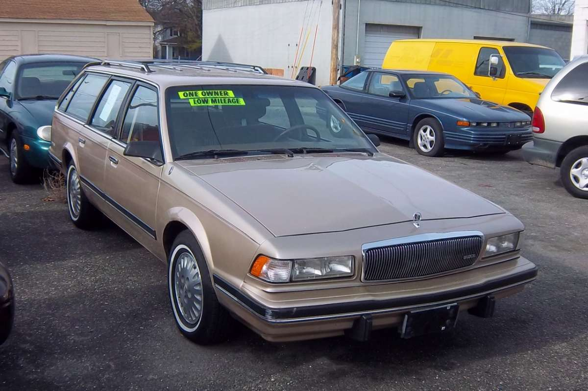 buick century wagon 1995 pictures #11