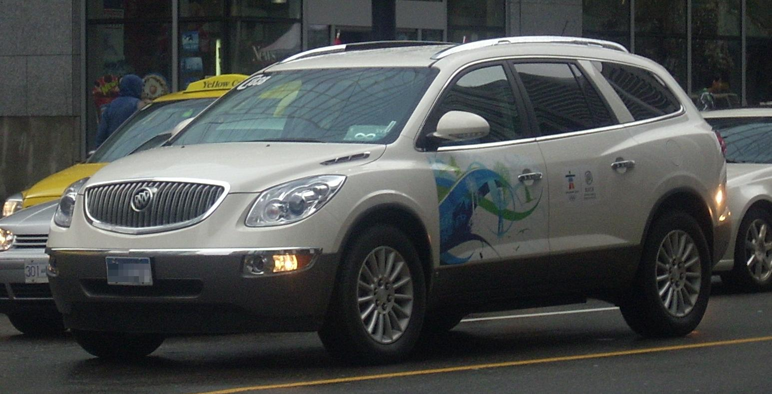 buick enclave 2010 pictures