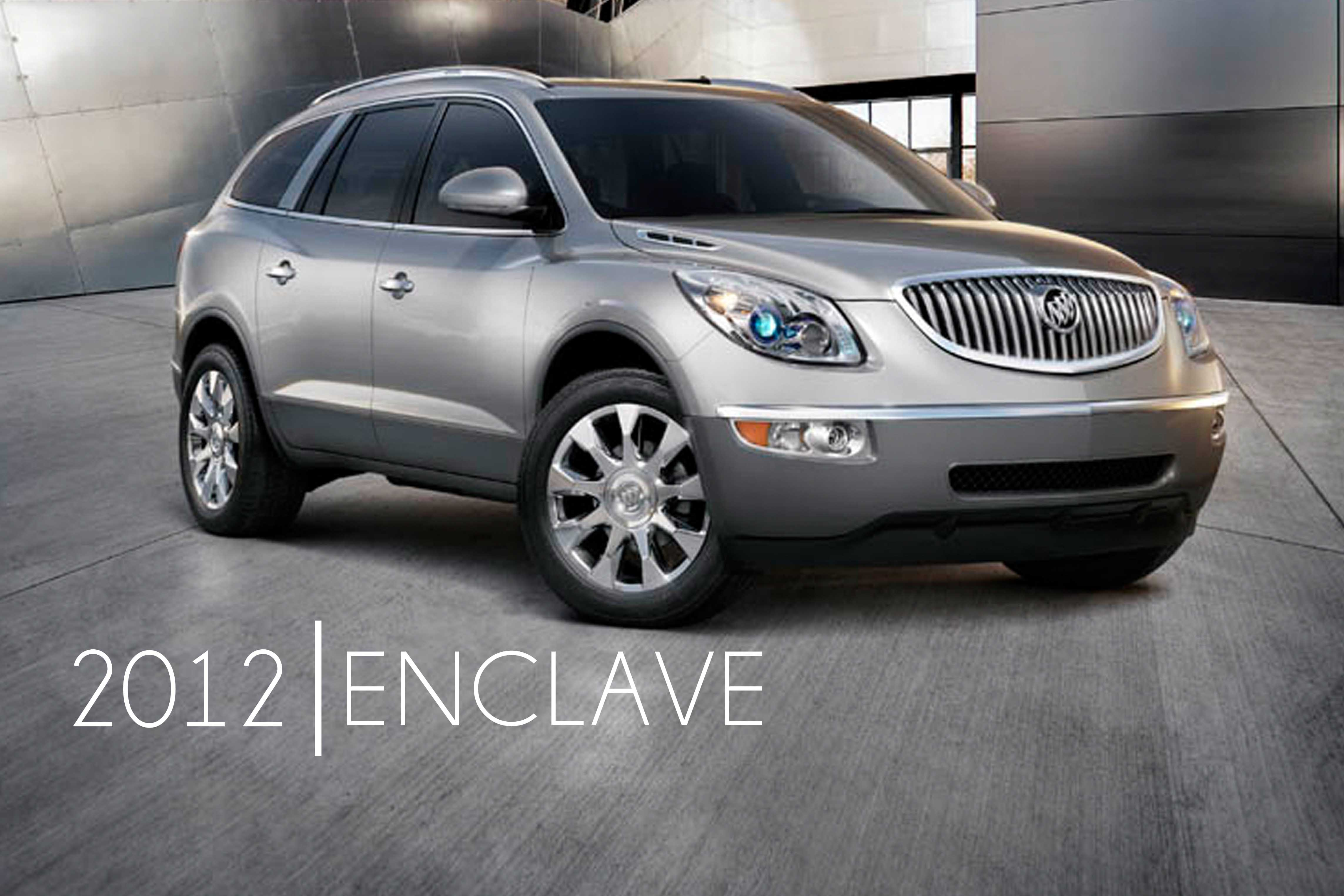 2012 buick enclave pictures information and specs auto. Black Bedroom Furniture Sets. Home Design Ideas