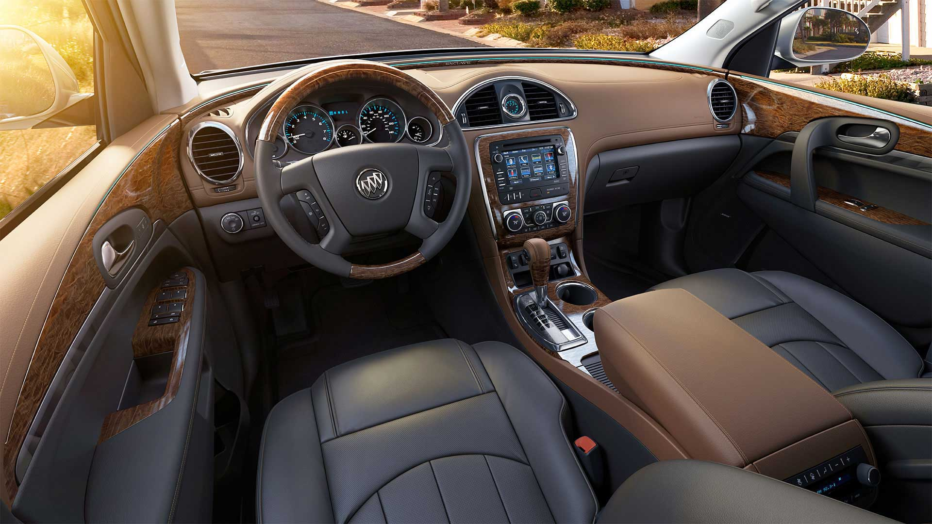 buick enclave pictures #4