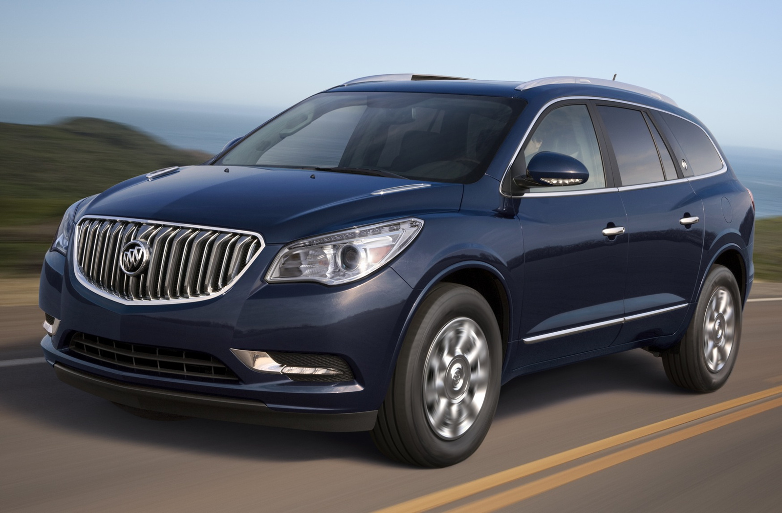 buick enclave pictures
