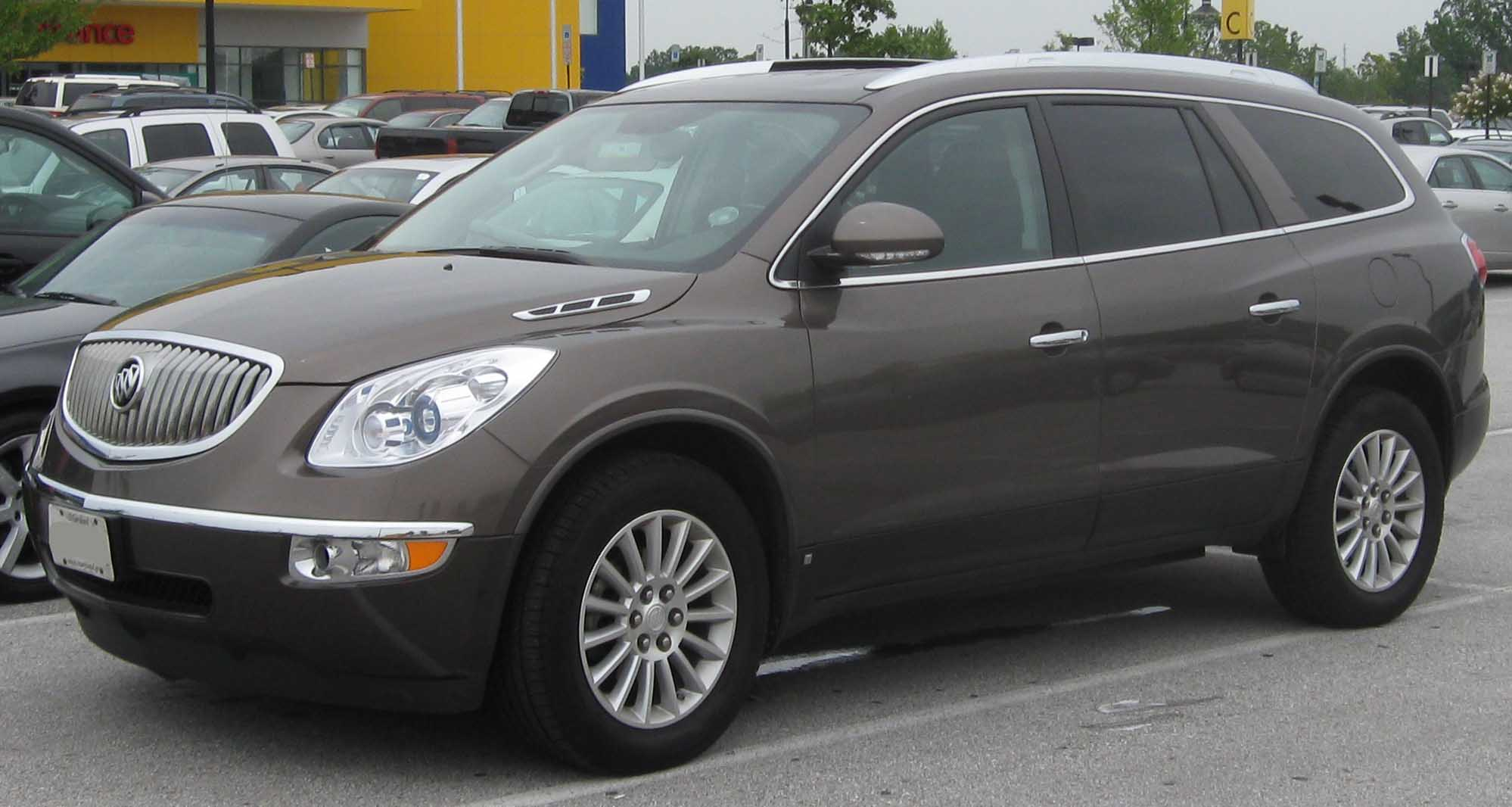 buick enclave seriess