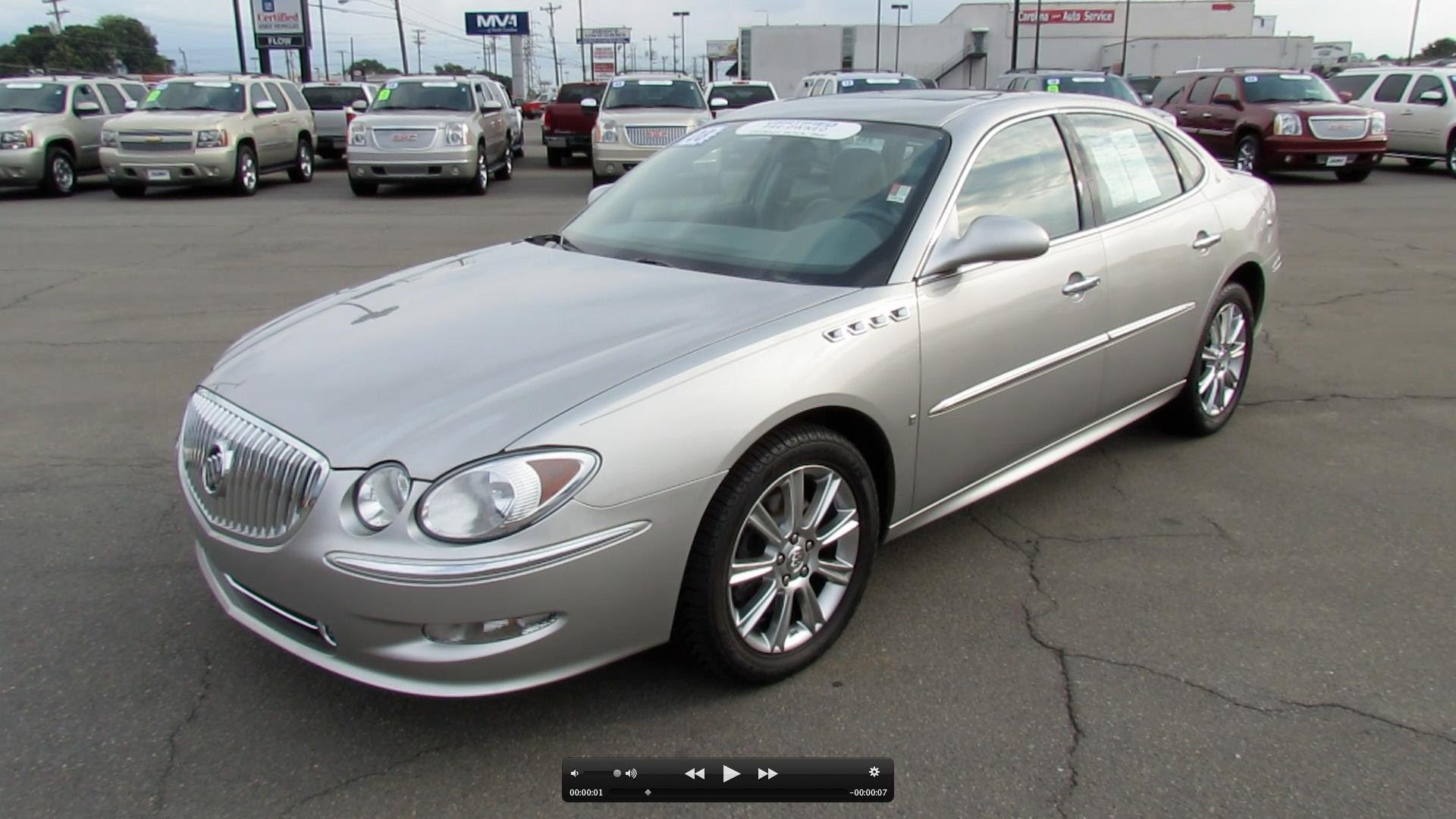 buick lacrosse 2004 pictures #2