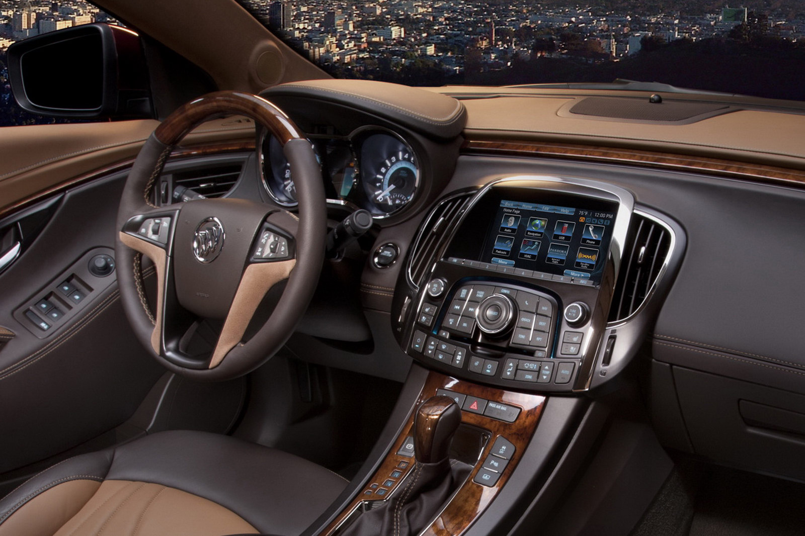 buick lacrosse images #6