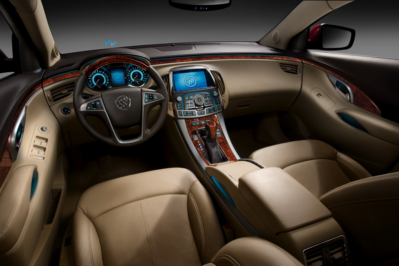 buick lacrosse images #14