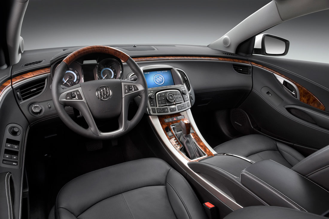 Buick Lacrosse  pictures information and specs  AutoDatabasecom
