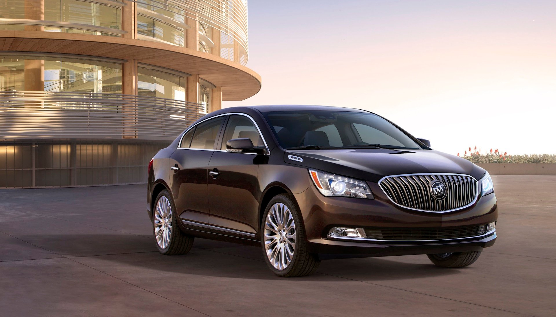buick lacrosse pictures #1