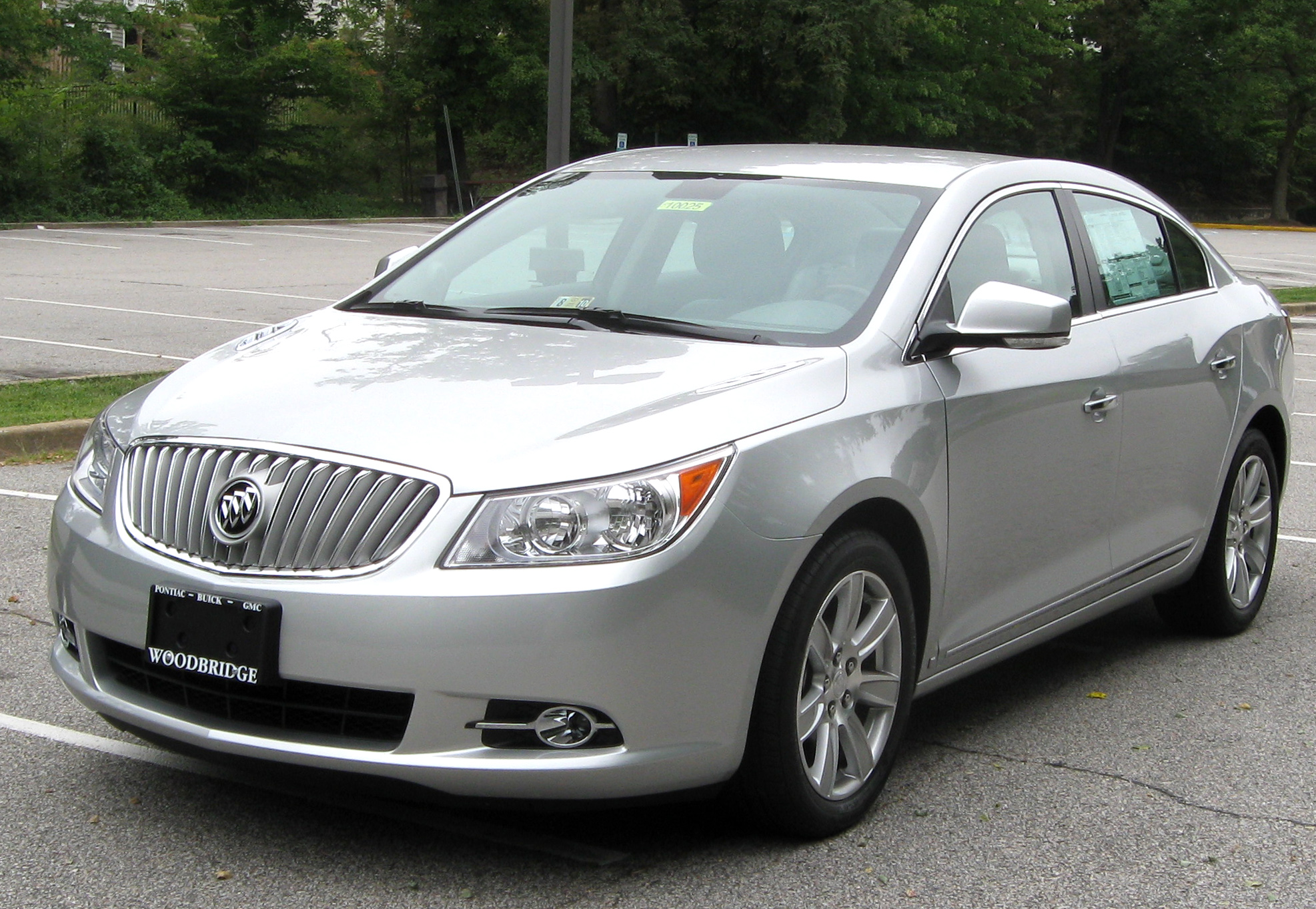 buick lacrosse pictures #9