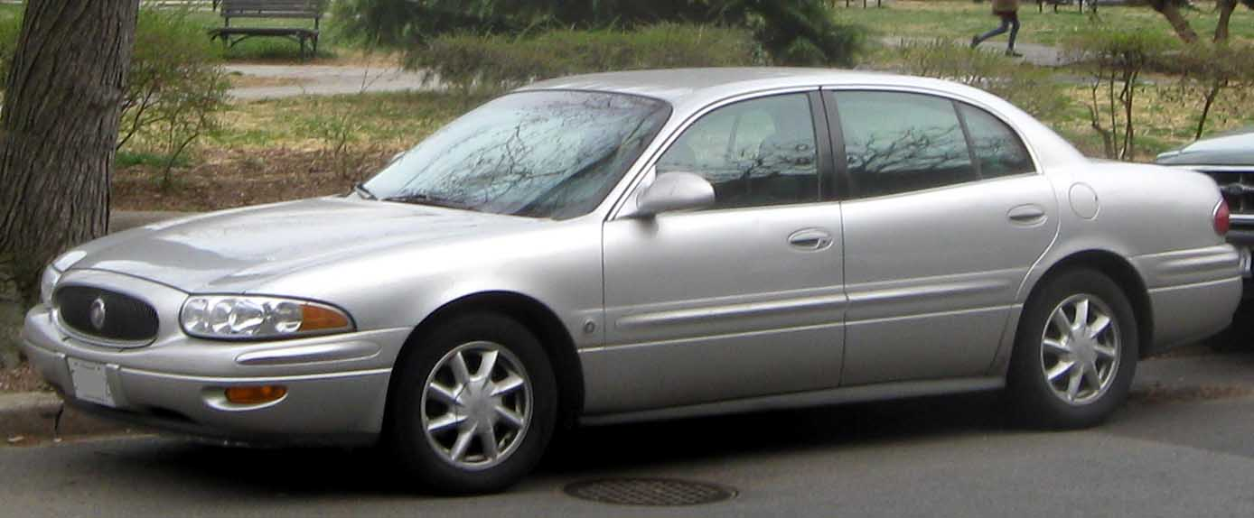buick le sabre (g) 2000 pictures