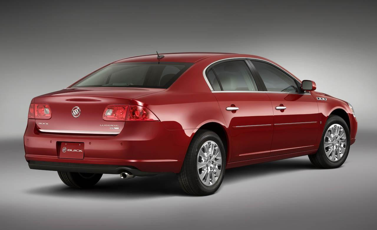 2013 Buick Lucerne – pictures, information and specs ...