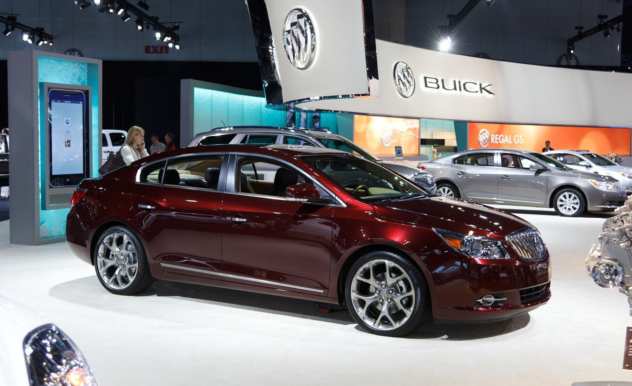 2016 Buick Lucerne – pictures, information and specs ...