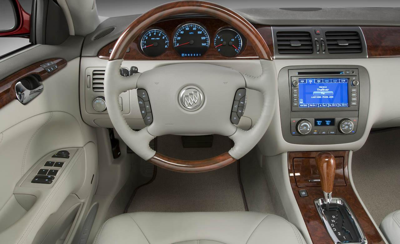 Buick Lucerne  pictures information and specs  AutoDatabasecom